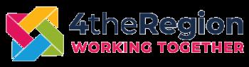 4 the Region logo